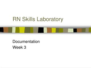 RN Skills Laboratory
