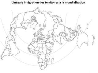 I Des territoires in galement int gr s   la mondialisation   Les territoires moteurs de la mondialisation    Centres d i
