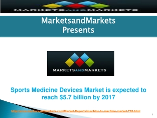 Global Machine to Machine (M2M) Market worth $85.96 Billion