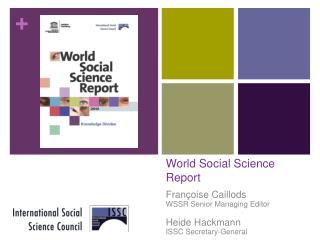 World Social Science Report