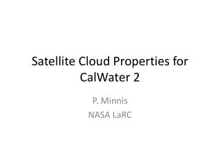 Satellite:
