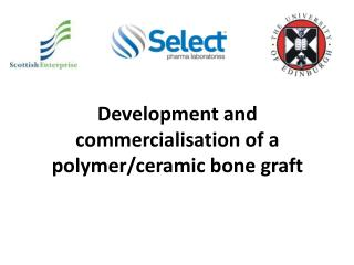 Development and commercialisation of a polymer