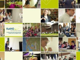 Einblick in Studium, Lehre  Forschung an der Katholischen Hochschule NRW