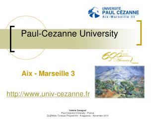 Paul-Cezanne University