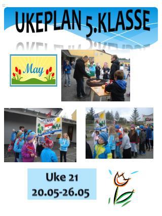 Uke 21 20.05-26.05