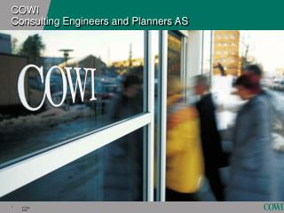 cowi consulting engineers and planners as