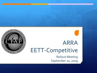 ARRA EETT-Competitive