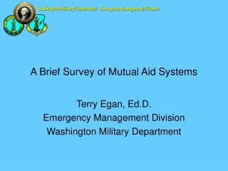 A Brief Survey of Mutual Aid Systems