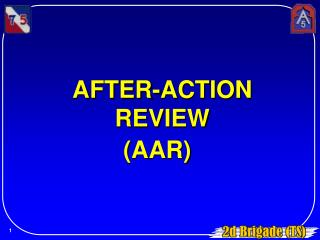 after-action review aar