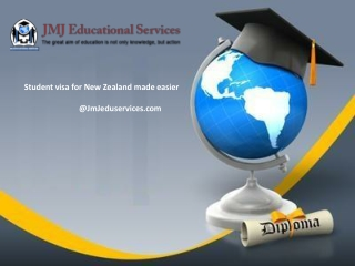 Student visa for New Zealand made easier