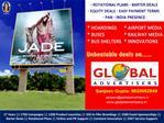 JADE - Hoardings