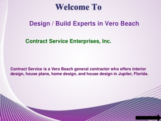 Design Experts in Vero Beach