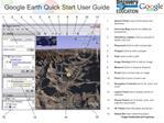 Google Earth Quick Start User Guide