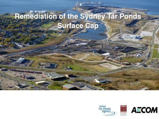 Remediation of the Sydney Tar Ponds Surface Cap