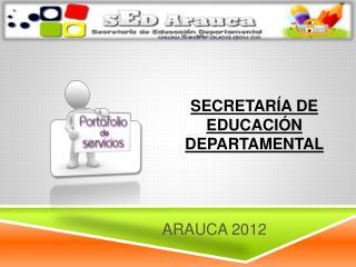 ARAUCA 2012