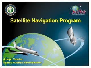 Satellite Navigation Program