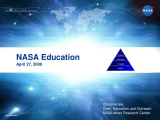 NASA Education April 27, 2009