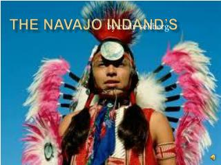 The navajo indand s