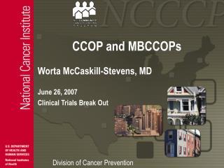 CCOP and MBCCOPs