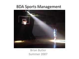BDA Sports Management