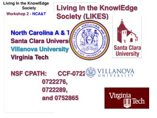 Living In the KnowlEdge Society LIKES