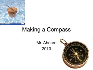 Making a Compass