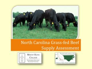North Carolina Grass-fed Beef Supply Assessment