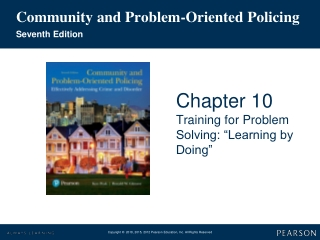 FLETC E-LEARNING   THE LAW ENFORCEMENT PERSPECTIVE