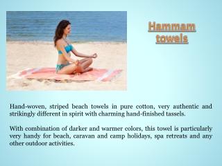 Hammam Towel