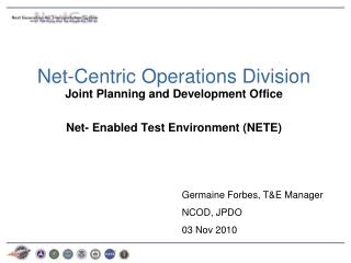 Net-Centric Operations Division