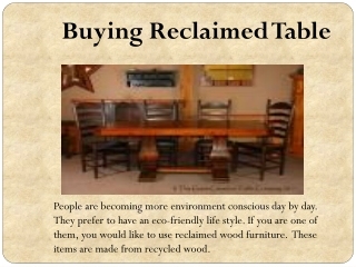 Bying-reclaimed-table