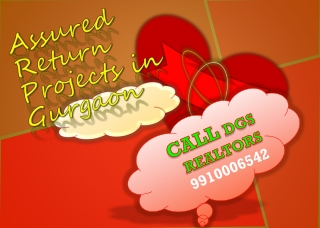 DGS Offer Assured Return Projects in Gurgaon