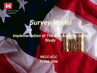 Survey Model   Implementation of The Mid-America Grain Study
