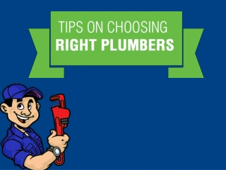 Tips to Choose Trusted Plumbers in London