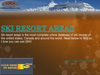skiresortareas.com