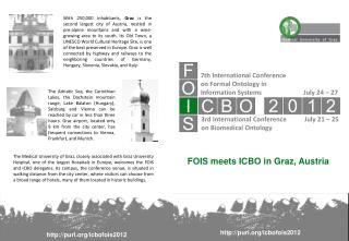 3rd International Conference           July 21   25 on Biomedical Ontology