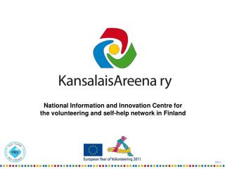 National Information and Innovation Centre for the volunteering and self-help network in Finland
