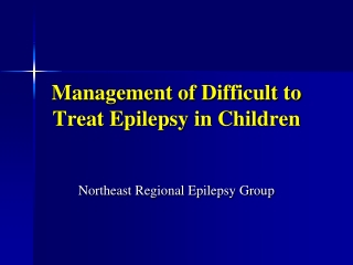 Objectives   How does neonatal seizures differ from that of older children   Clinical types of neonatal seizures   Cause