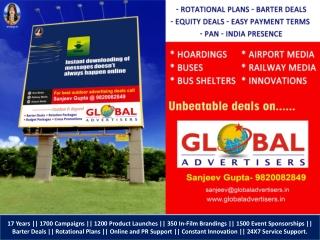 Outdoor Media Agency - Global Advertisers