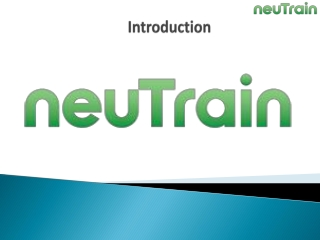 Free Training Material -Neutrain.net