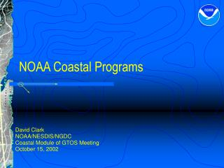 NOAA Coastal Programs