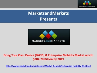 Bring Your Own Device Market