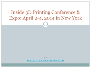 Inside-3D-Printing-Conference-