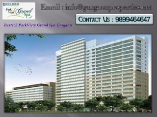 Bestech ParkView Grand Spa Gurgaon