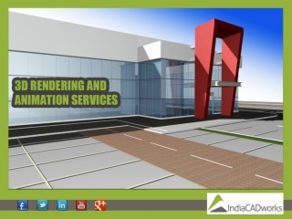 3D Rendering and Animation Services