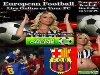 ac milan vs barcelona live exclusive soccer online telecast|