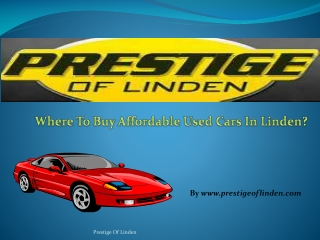 Buy Used Cars In Affordable Cost