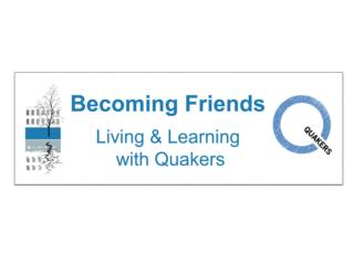 Becoming Friends is live online and in meetings