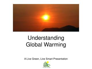 Understanding Global Warming
