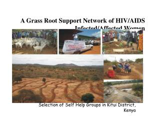 A Grass Root Support Network of HIV